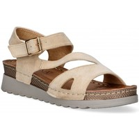 kengät Naiset Sandaalit ja avokkaat Etika 52655 brown