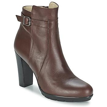 kengät Naiset Nilkkurit Betty London ARIZONA Ruskea