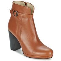 kengät Naiset Nilkkurit Betty London GRAZI Kamelinruskea