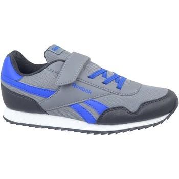 kengät Lapset Matalavartiset tennarit Reebok Sport Royal Classic Jogger 3 Harmaat
