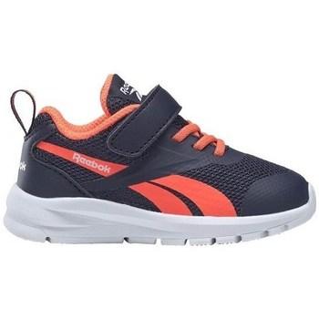 kengät Lapset Juoksukengät / Trail-kengät Reebok Sport Rush Runner Mustat, Oranssin väriset