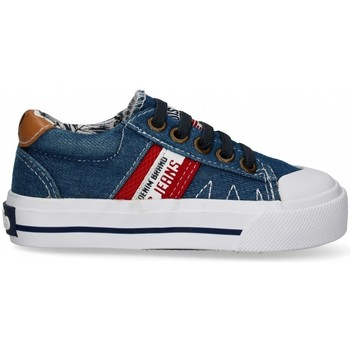 kengät Pojat Matalavartiset tennarit Lois 55048 blue
