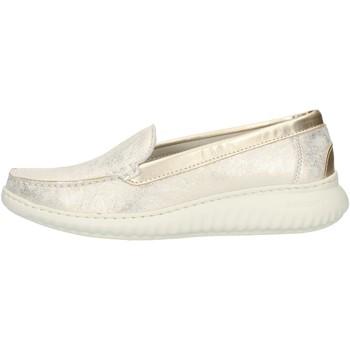 kengät Naiset Mokkasiinit Notton 3117 Platinum