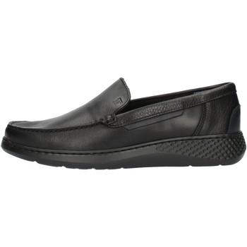 kengät Miehet Mokkasiinit Notton 148 Black