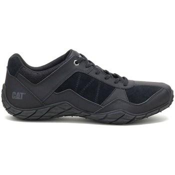 kengät Miehet Matalavartiset tennarit Caterpillar P725027 Mustat, Grafiitin väriset