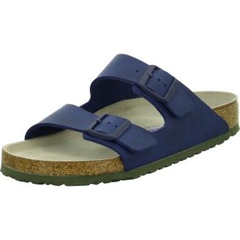 kengät Miehet Sandaalit Birkenstock Arizona BS Tummansininen