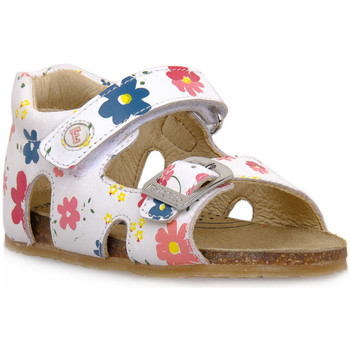 kengät Pojat Sandaalit ja avokkaat Naturino FALCOTTO 0N01 BEA WHITE Bianco