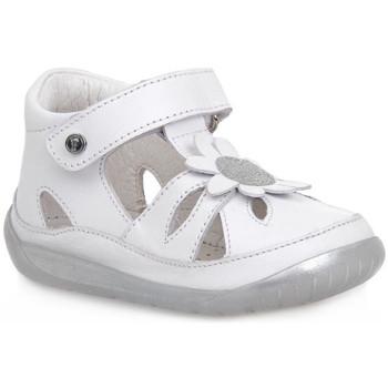 kengät Pojat Sandaalit ja avokkaat Naturino FALCOTTO 1N02 ORINDA WHITE Bianco