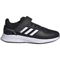 kengät Lapset Juoksukengät / Trail-kengät adidas Originals Runfalcon 20 Mustat