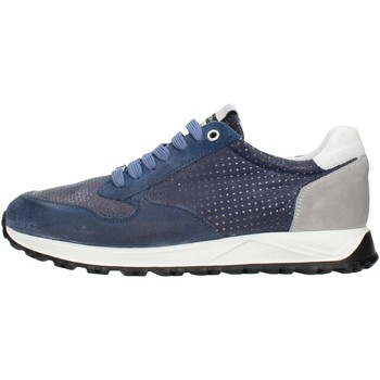 kengät Miehet Matalavartiset tennarit Exton 751 Blue