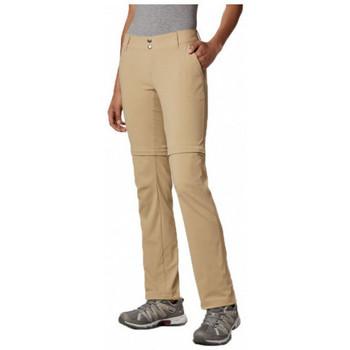 vaatteet Naiset Verryttelyhousut Columbia  Monivärinen