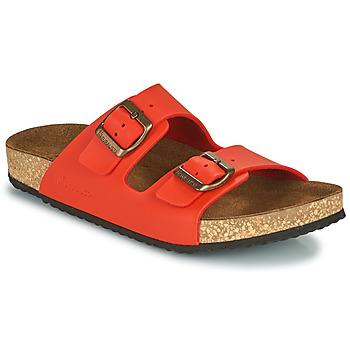kengät Naiset Sandaalit ja avokkaat El Naturalista VEGANO Punainen