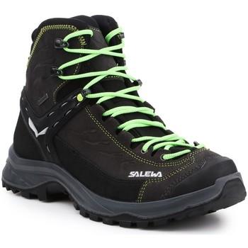 kengät Miehet Vaelluskengät Salewa MS Hike Trainer Mid GTX 61336-0972 black