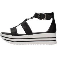 kengät Naiset Sandaalit ja avokkaat NeroGiardini E115201D WHITE