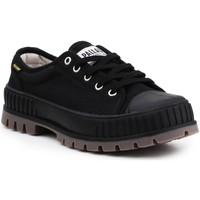 kengät Naiset Matalavartiset tennarit Palladium Manufacture Plshock Og Black 76680-008-M black