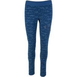 vaatteet Naiset Legginsit adidas Originals Sportswear Allover Print Sininen