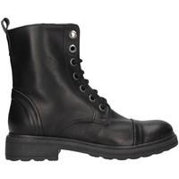 kengät Naiset Saappaat Unica 10190 BLACK
