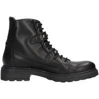 kengät Naiset Nilkkurit Unica 10191 BLACK