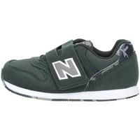 kengät Pojat Matalavartiset tennarit New Balance FS996C2I GREEN