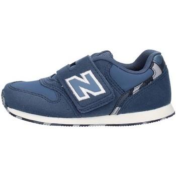 kengät Pojat Matalavartiset tennarit New Balance FS996C1I BLUE
