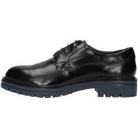 kengät Miehet Derby-kengät Stonefly 210172 BLACK