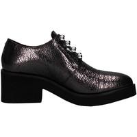 kengät Naiset Derby-kengät Apepazza STN01 BLACK