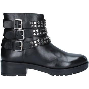 kengät Naiset Nilkkurit Apepazza BST10 BLACK