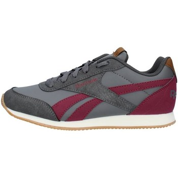 kengät Pojat Matalavartiset tennarit Reebok Sport CN4818 GRAPHITE