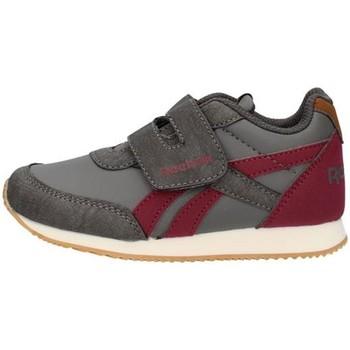 kengät Pojat Matalavartiset tennarit Reebok Sport CN4816 GRAPHITE