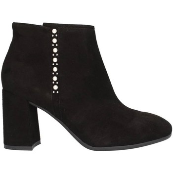 kengät Naiset Nilkkurit NeroGiardini A806925DE BLACK