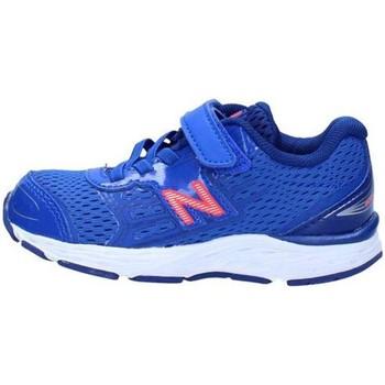 kengät Pojat Matalavartiset tennarit New Balance KV680PDI BLUE