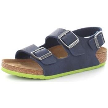 kengät Pojat Sandaalit ja avokkaat Birkenstock 035203 BLUE