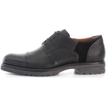 kengät Miehet Derby-kengät NeroGiardini A705470U BLACK