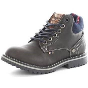 kengät Lapset Bootsit Wrangler WJ16230 GRAPHITE