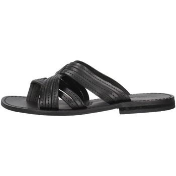 kengät Naiset Sandaalit Antichi Romani 1456 BLACK