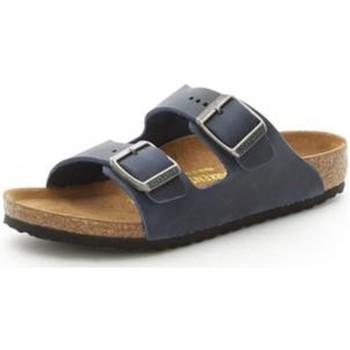 kengät Pojat Sandaalit Birkenstock 553883 BLUE