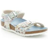kengät Tytöt Sandaalit ja avokkaat Birkenstock 731893 BLUE