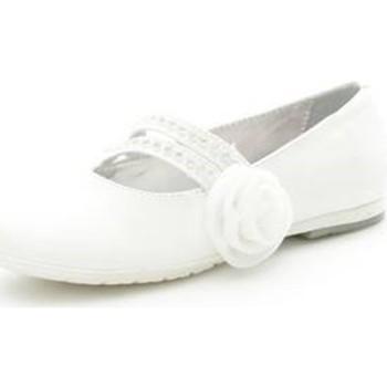 kengät Tytöt Balleriinat Asso 39049 WHITE