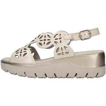 kengät Naiset Sandaalit ja avokkaat CallagHan 26510 WHITE