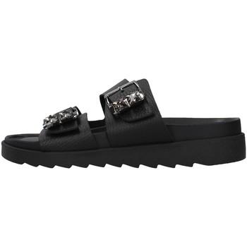 kengät Naiset Sandaalit Apepazza S1SOFTWLK03/LEA BLACK