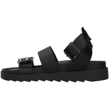 kengät Naiset Sandaalit ja avokkaat Apepazza S1SOFTWLK05/LEA BLACK