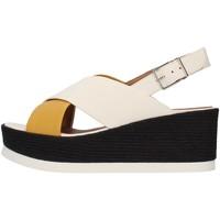 kengät Naiset Sandaalit ja avokkaat Tres Jolie 2801/JIL/MS YELLOW