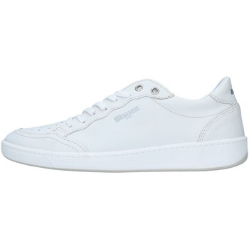 kengät Miehet Matalavartiset tennarit Blauer S1MURRAY01/LEA WHITE
