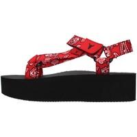 kengät Naiset Sandaalit ja avokkaat Windsor Smith PEEPED RED