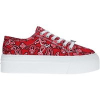 kengät Naiset Matalavartiset tennarit Windsor Smith RUBY RED