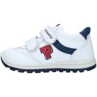 kengät Pojat Bootsit Primigi 7372000 WHITE