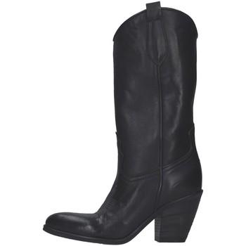 kengät Naiset Nilkkurit Zoe FLORIDA07 BLACK