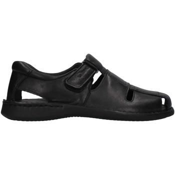 kengät Miehet Sandaalit ja avokkaat Enval 7222200 BLACK