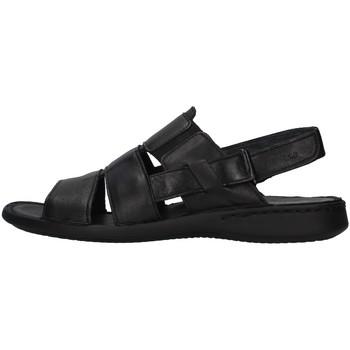 kengät Miehet Sandaalit ja avokkaat Enval 7222100 BLACK