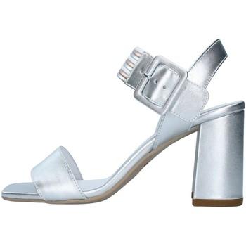 kengät Naiset Sandaalit ja avokkaat NeroGiardini E012564D SILVER